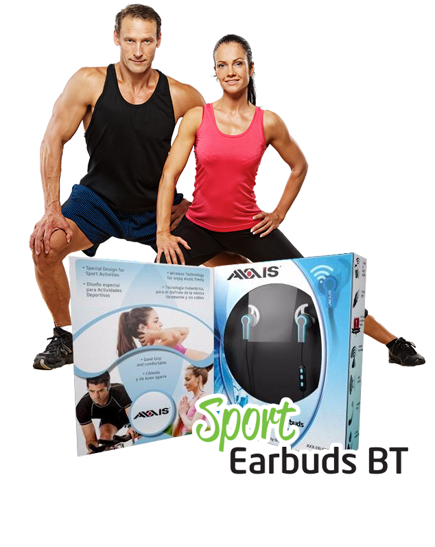 Sport Wireless Earbuds